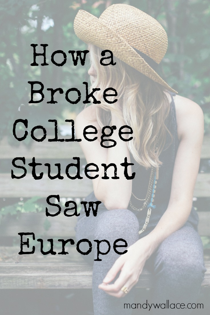College Students Europe Tour? - Fodor's Travel Talk Forums