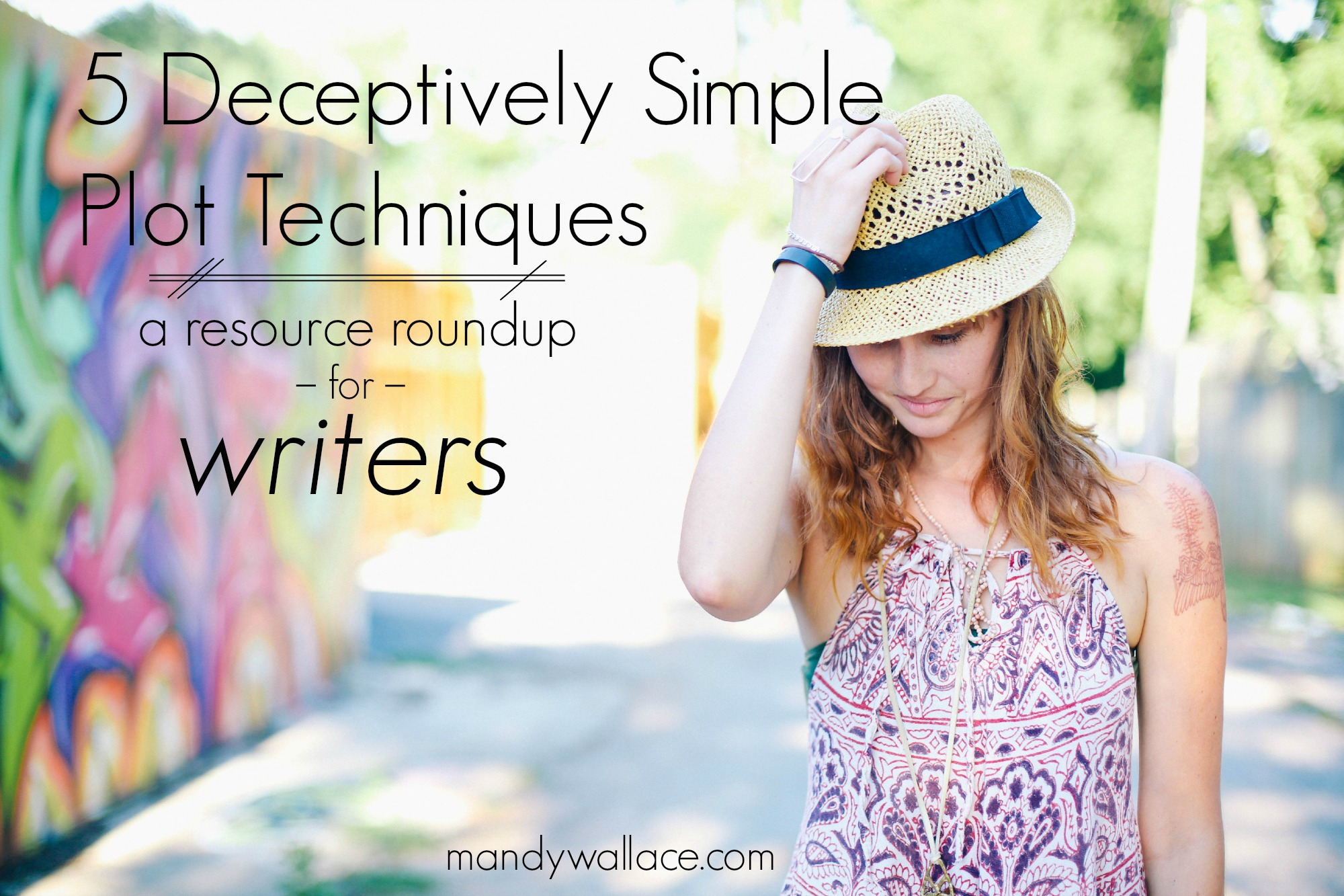 Resource Roundup: Plotting for Writers