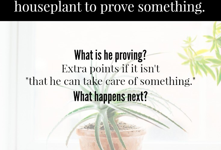 Writing Prompt #107: Something to Prove