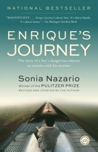 Enrique's Journey, Book Cover