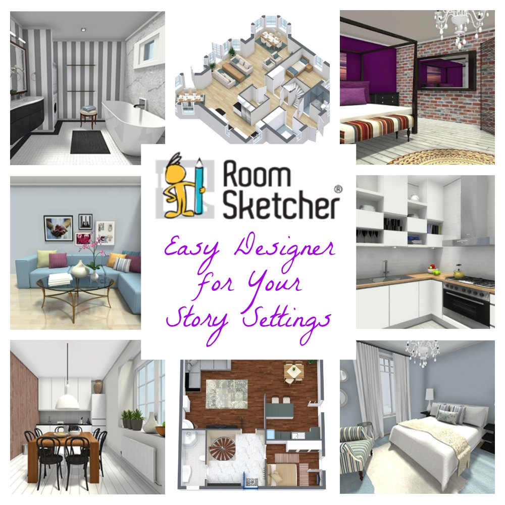 Design your story settings with Room Sketcher